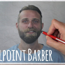Ballpoint barber Thumbnail